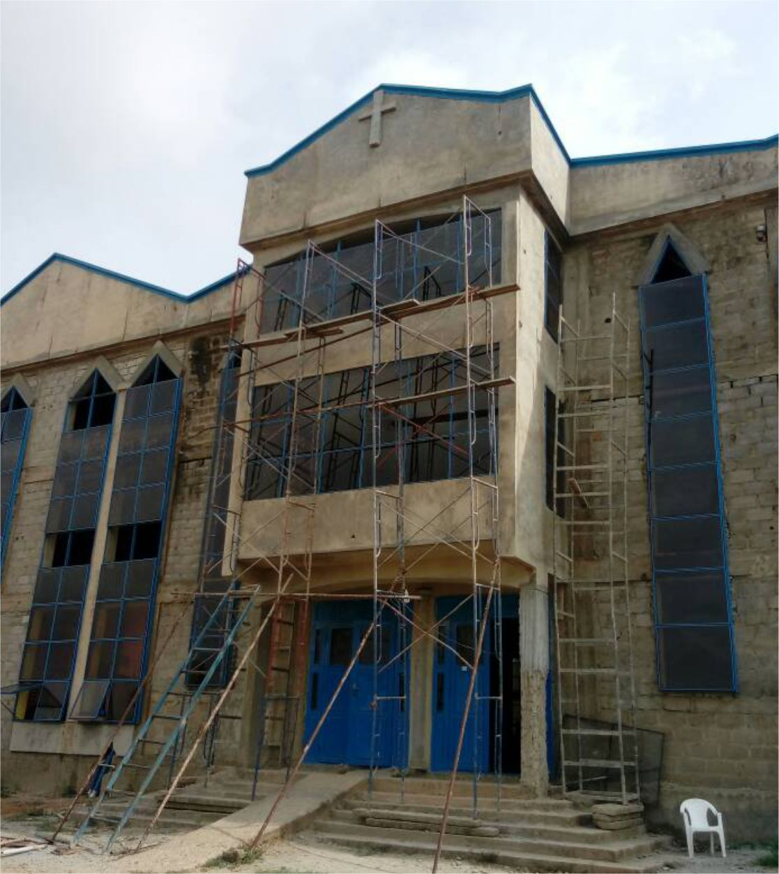 Religious Building Construction